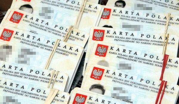 За 9 лет обладателями карт поляка стали 75 тыс. белорусов