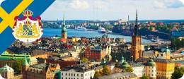 Помощь в оформлении шенгенской визы в Швецию